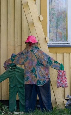 Äiti ja lapsi, Niilo Rytkönen, 2003