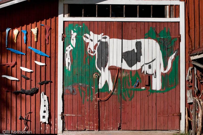 Lehmä, Niilo Rytkönen, 2003
