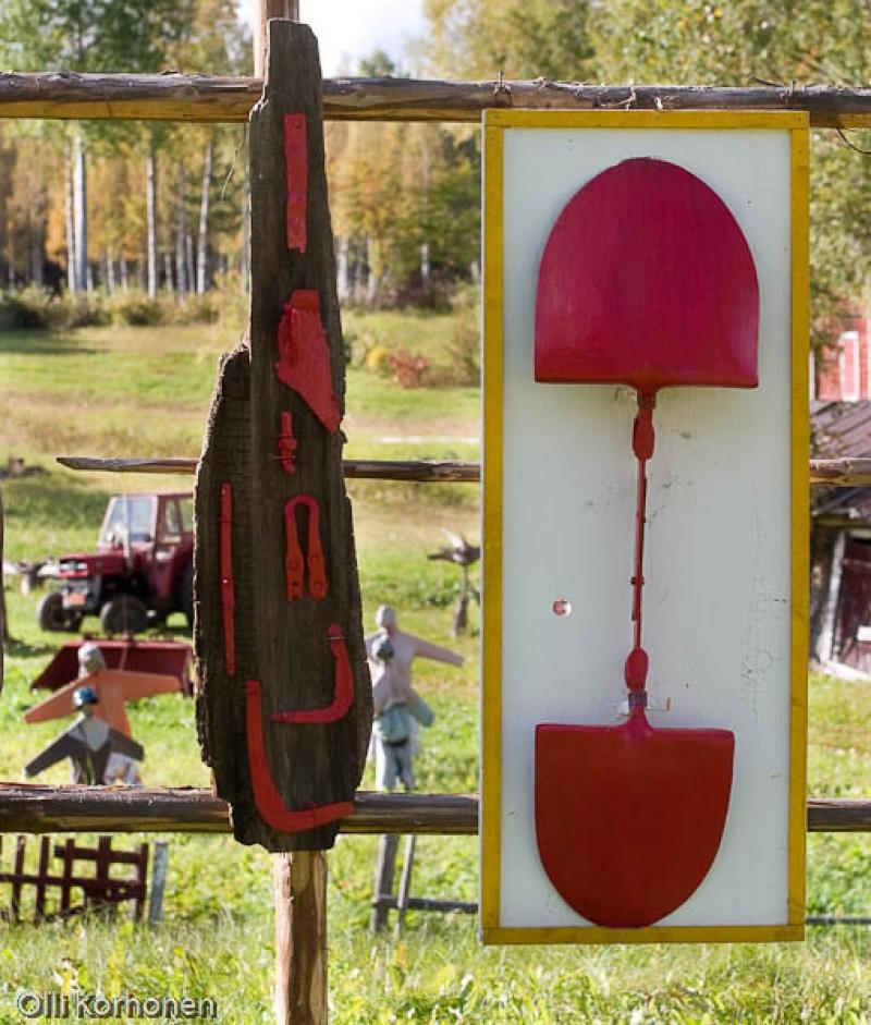 Työkaluinstallatio, Niilo Rytkönen, 2003