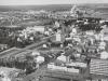 Ilmakuva Kajaanista, 1960-luku.