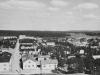 Kajaani, näkymä vanhasta vesitornista, 1960-luku.