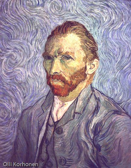 Vincent van Gogh, Self-Portrait, Autoportrait, Musee d'Orsay