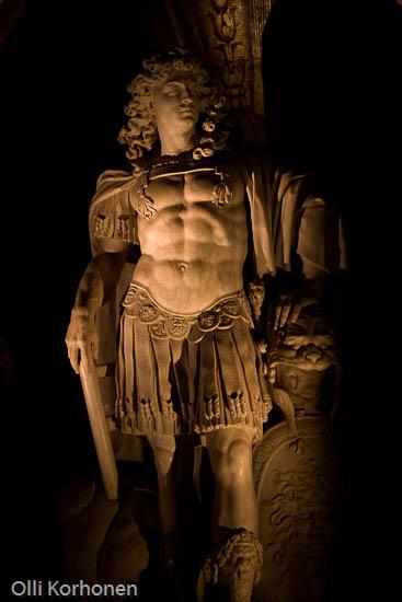 Versailles, sculpture