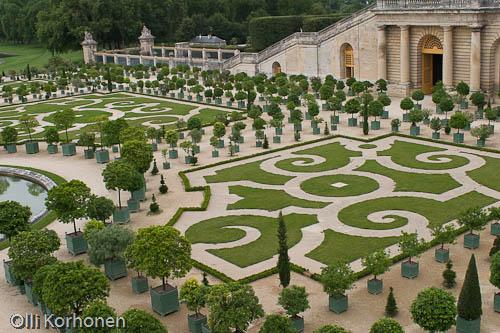 baroque park, Versailles, parc baroque