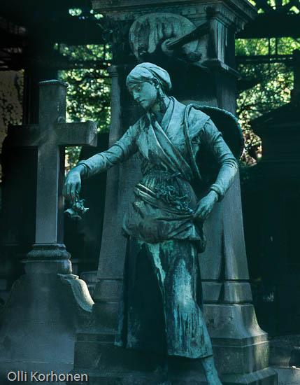 Cimétière de Montmartre, graveyard