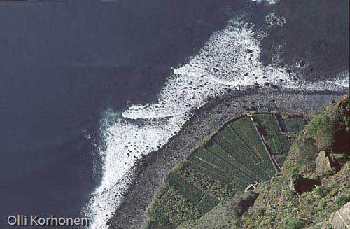 Kuva: Cabo Girao, Madeira.