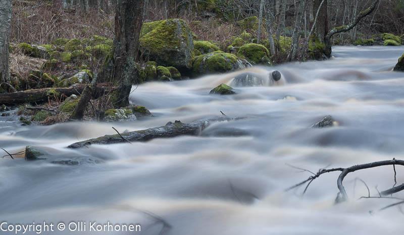 Talvitulva, Ahvenkoski, Rautalampi