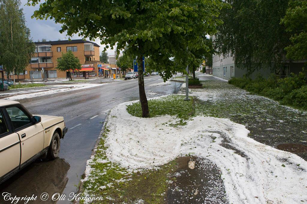 Suonenjoen keskusta Raekuuron jälkeen v. 2008.