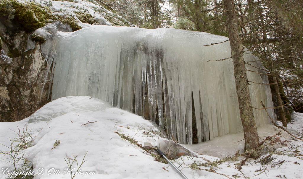 jääputous,halosenvuoret