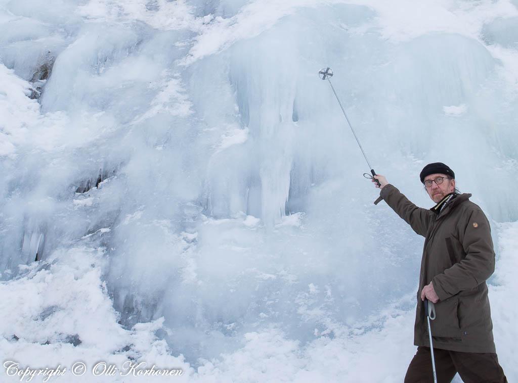Suuri jääputous, Eskelisenmäki, Suonenjoki