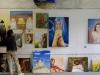 taidenäyttely, Rua de Santa Maria, Funchal, Madeira.