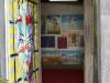 Sisäänkäynti, Wolfgang Lass'in taidepaja, Funchal.