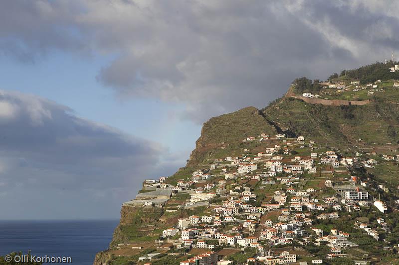Cabo Girao, Madeira.