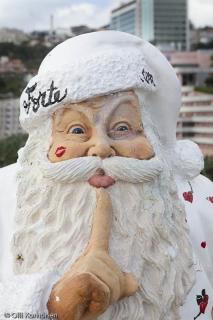 Joulupukki, Funchal, Madeira.