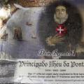 D. Renato Barros, Pontinhan ruhtinas, juliste.-6408