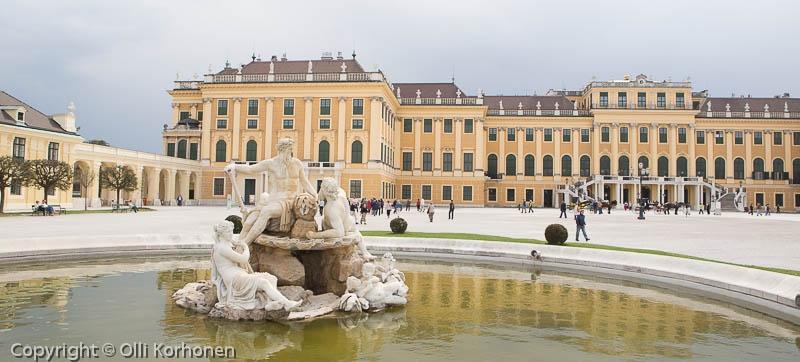 Schönbrunn, Wien 2013.