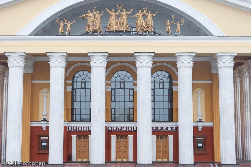 Musiikki- ja draamateatteri, Petroskoi 2011