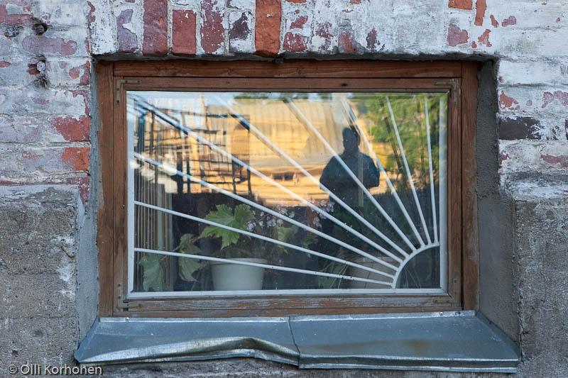 Murtosuojattu ikkuna, Sortavala 2011