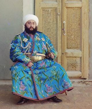 Bokharan emiiri, Bokhara, Uzbekistan