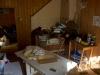 Särkyneiden toiveiden talon keittiö.