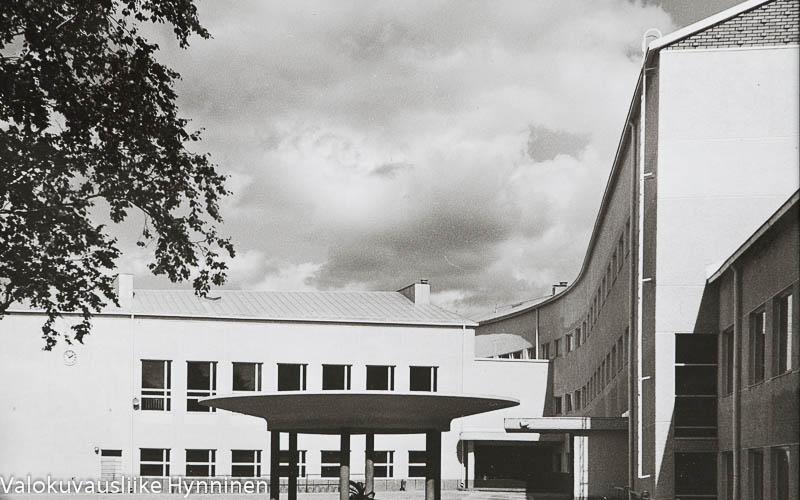 Kajaani, Seminaarin kansakoulu, 1960-luku.