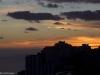 Auringonlasku, Funchal, Madeira.