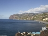 Merenranta Cabo Giraolle päin, Funchal, Madeira.