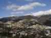 Pico dos Barcelos, näkymä yli Funchalin.