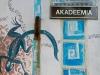 Pärnu, ravintolan mainosgraffiti.