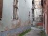 Pärnu, vanhan kaupungin sivukuja.