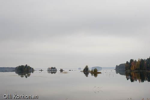 Suomen kaunein maisema.