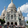 Pariisin Sacre Coeur katedraali
