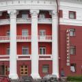 Hotelli Severnaja, Petroskoi.