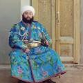 Bokharan emiiri. Prokudin-Gorskii -kokoelma.