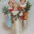 Vanha uudenvuodenkortti v. 1912