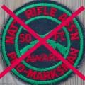 nra pro marksman badge