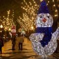 Lumiukko, Madeira, Funchal, joulu