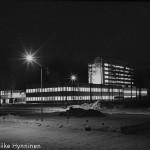 Kajaani, Kainuun keskussairaala, 1960-luku, valokuvausliike Hynninen
