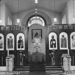Kajaani ortodoksinen kirkko, 1960-luku, valokuvausliike Hynninen