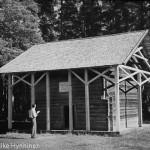 Kajaani, Paltaniemi Keisarin talli, 1960-luku, valokuvausliike Hynninen