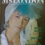 Autiotalosta löytynyt Ms London v.1985