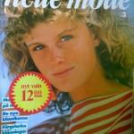 Autiotalosta löytynyt ruotsinkielinen Neue Mode v.1986